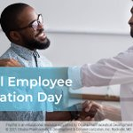 Image for the Tweet beginning: It's National #EmployeeAppreciationDay! Now more