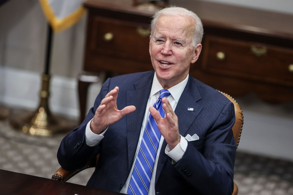 Are you happy with the President's response to the pandemic?    #presidentbiden #covid19 #coronavirus #KDWN