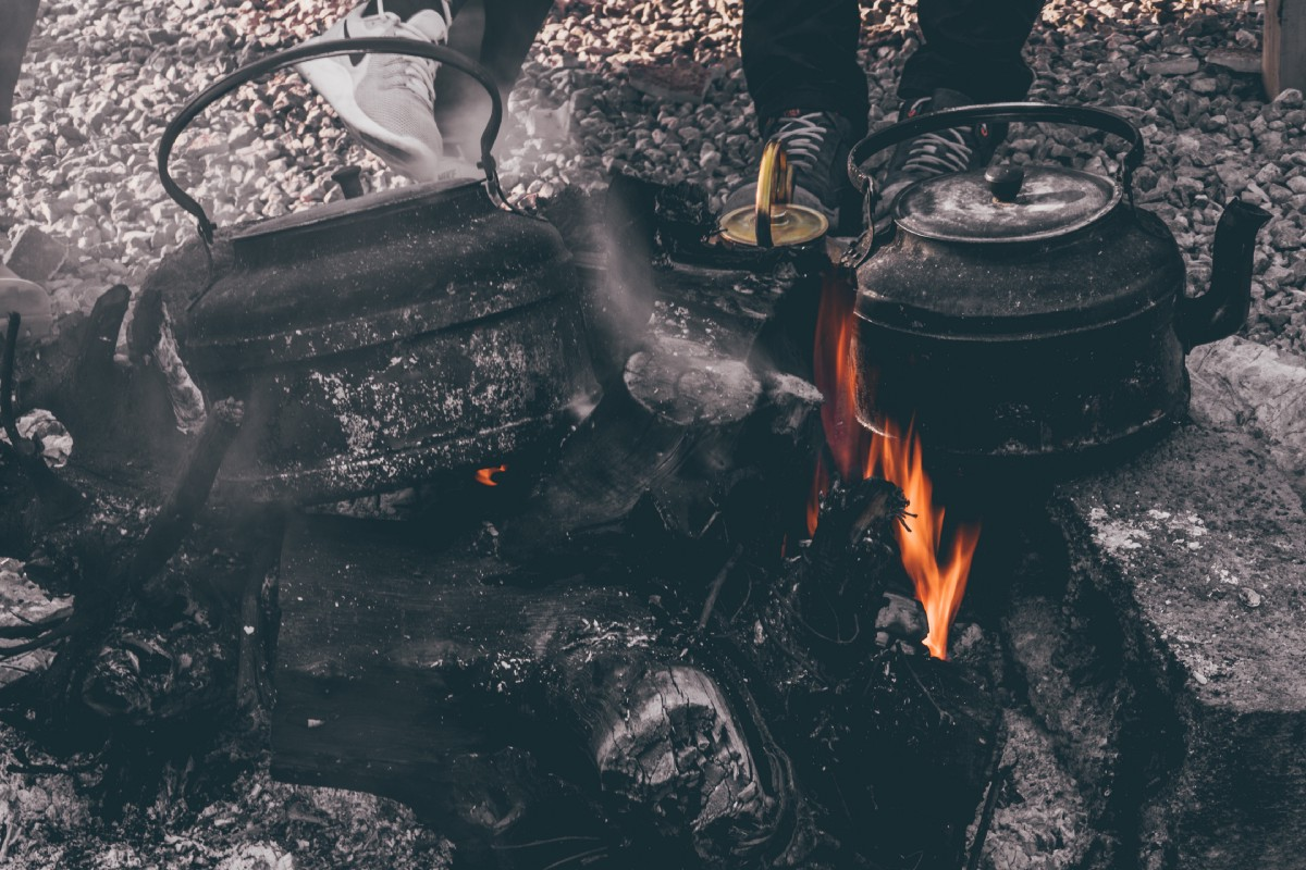 Kettle Steam  - Content from Storymaker #writers #Creativity #Art