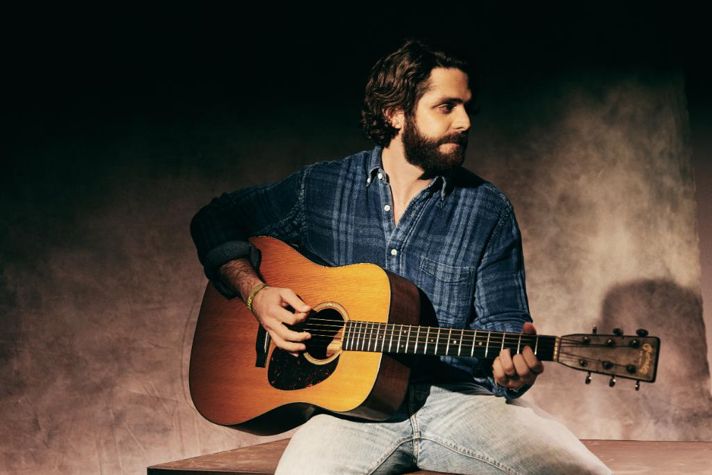 A new album from @ThomasRhett is on the way.  Pre-add #CountryAgain Side A & listen to #GrowingUp: