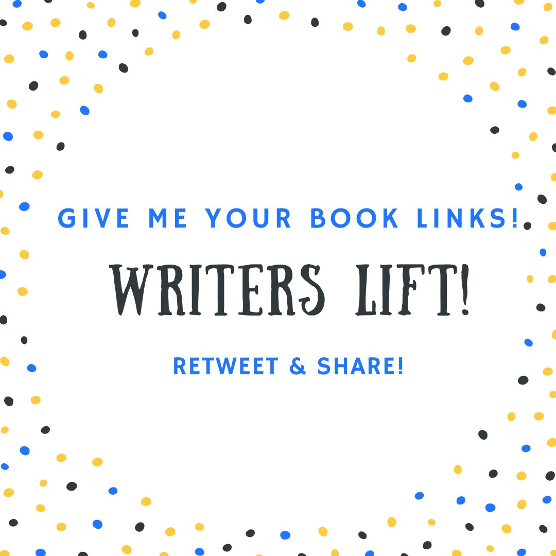 We love #indieauthors, so let's do a #writerslift!   Share your beautiful books with our followers in the comments below! Ready, go!  #WritingCommunity #GetPublished #Books #GoodBooks #Friday #FridayMotivation #FridayReads