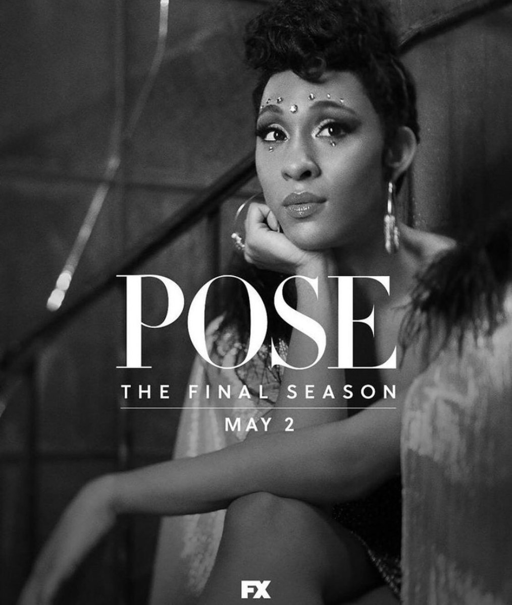""".@MjRodriguez7 responds to the announcement that 'Pose' will end with season 3 in new Instagram post:  """"We made herstory and more than anything... we scratched the surface, simply to make change! We successfully succeeded! No longer will trans women be seen as disposable..."""""""