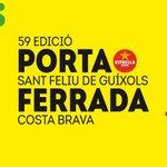 Image for the Tweet beginning: El Festival de la Porta