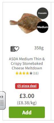 Pizzas have gone downhill @asda 😂   #somethingfishy #FridayFeeling #whoscockedupnow