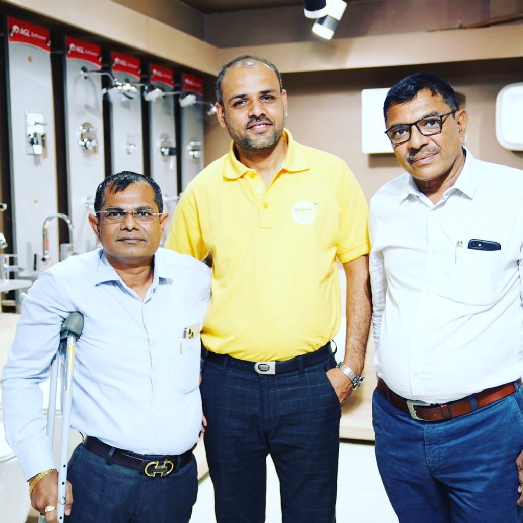 """Bapu said, """"The Future depends on what you do today.""""  Reporting from ground ZERO is Building Material Reporter commitment. #original #uncoppiable #unstoppable #motivated #energetic #brand #industry #dedication #devotion #determination #commited"""