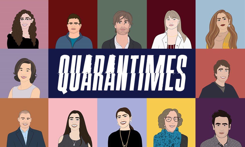 Quarantimes #podcasts #scicomm #sciart #bioart #pandemic #scientist #science #COVID19  at @pellinglab @DModulevsky @Ziba_Ja @Holmes8Jess @willabe_13 @mleblanclatour by @SciChickNik Check it out!