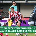 Image for the Tweet beginning: Ist #Werder an #Harroui dran?