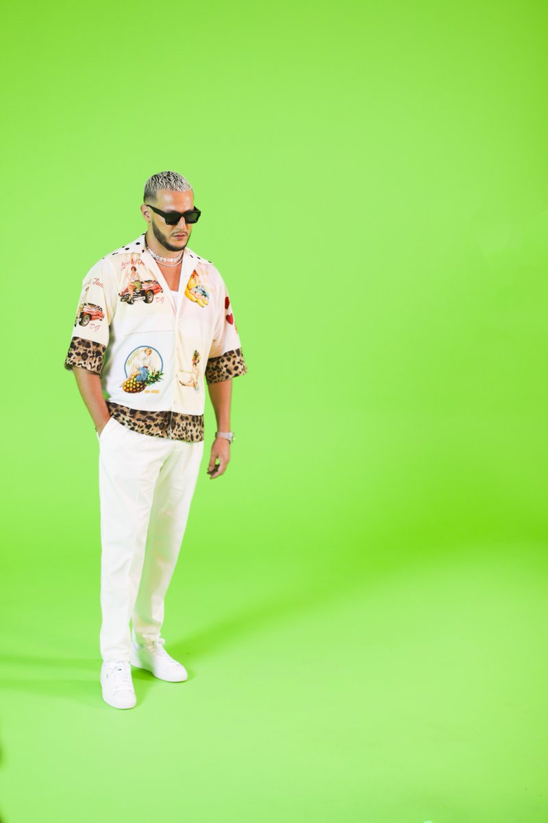 """""""Growing up outside Paris hearing all types of languages and music really helped me keep my mind open my entire life. I'm always so inspired by world music and what's coming next."""" - @djsnake on how his cultural roots came through in #SelfishLove."""