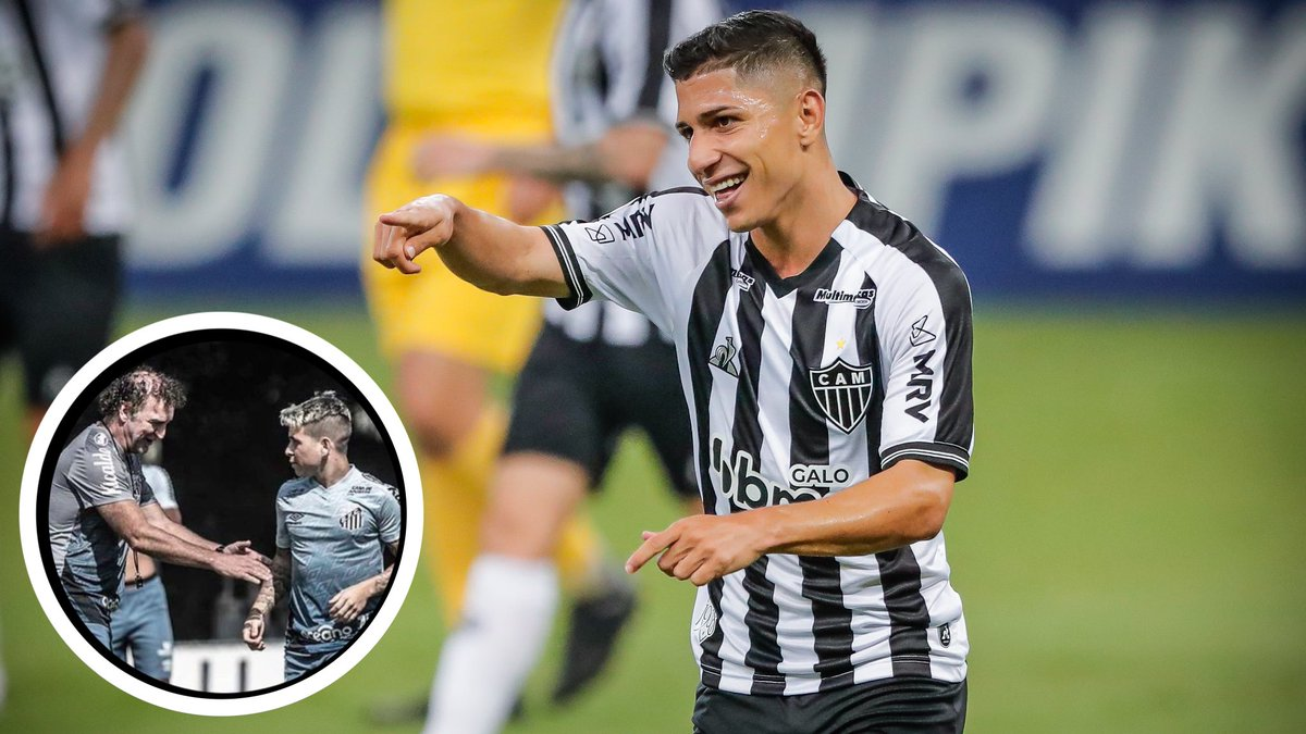 🇻🇪From Soteldo to Savarino!🇻🇪 Atlético Mineiro have named Alexi Stival, better known as 'Cuca', as their new Head Coach. Cuca is fresh from leading Santos and star man Yeferson Soteldo to the Libertadores Final. Can he repeat the feat with Jefferson Savarino?