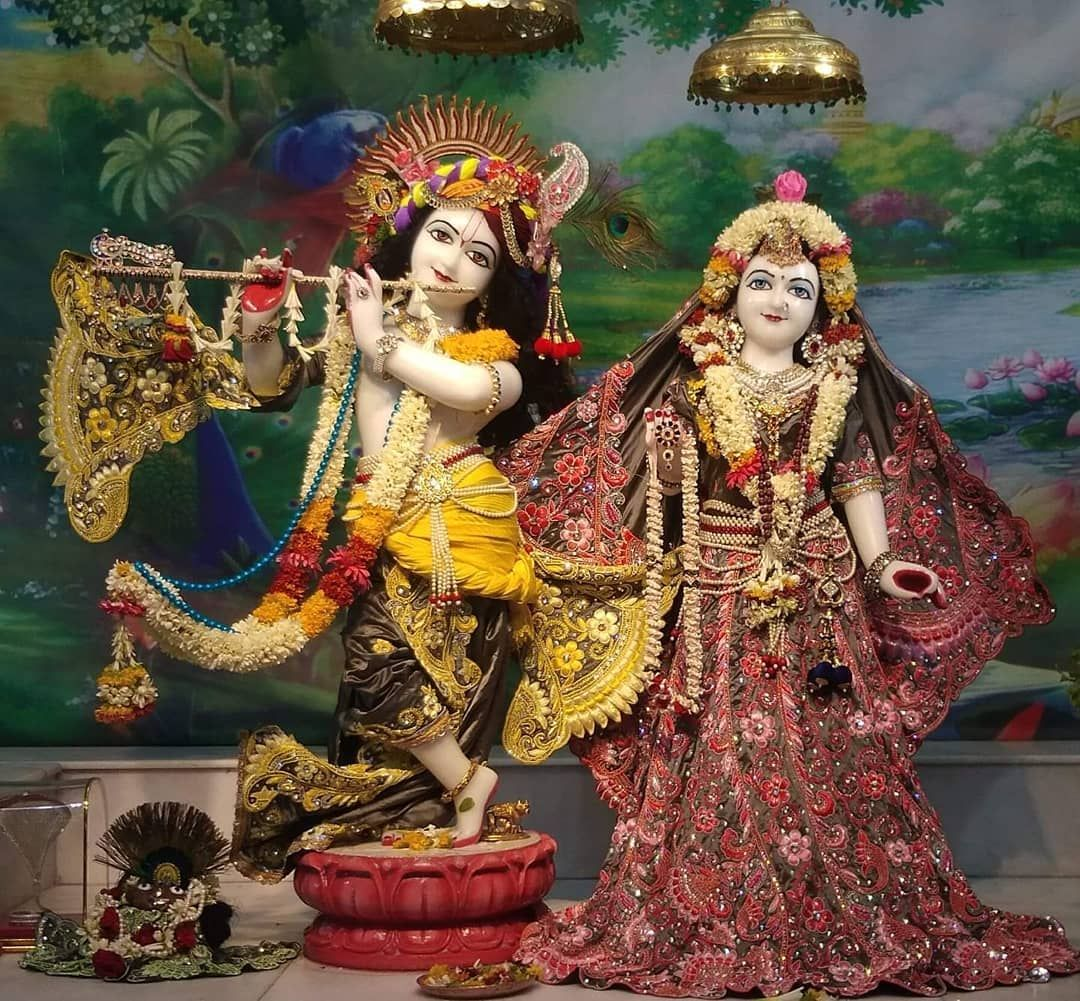 Those Who Leave Everything In God's Hand   Will Eventually See God's Hand In Everything  Looking forward for a Miracle Hare Krishna #SushantDay to All SSRians