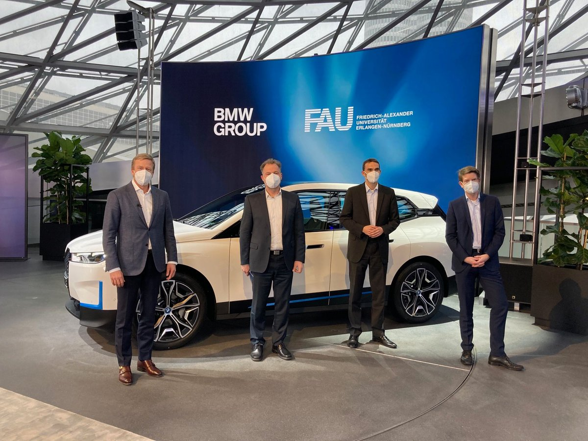 Joachim Hornegger On Twitter Fauthanks To Bmw Ceo Oliver Zipse For Inviting Fau Professors Sandro Wartzack Markus Beckmann And Nico Hanenkamp For In Depth Talks About Sustainability In Strategy Design And Engineering Bmwgroup