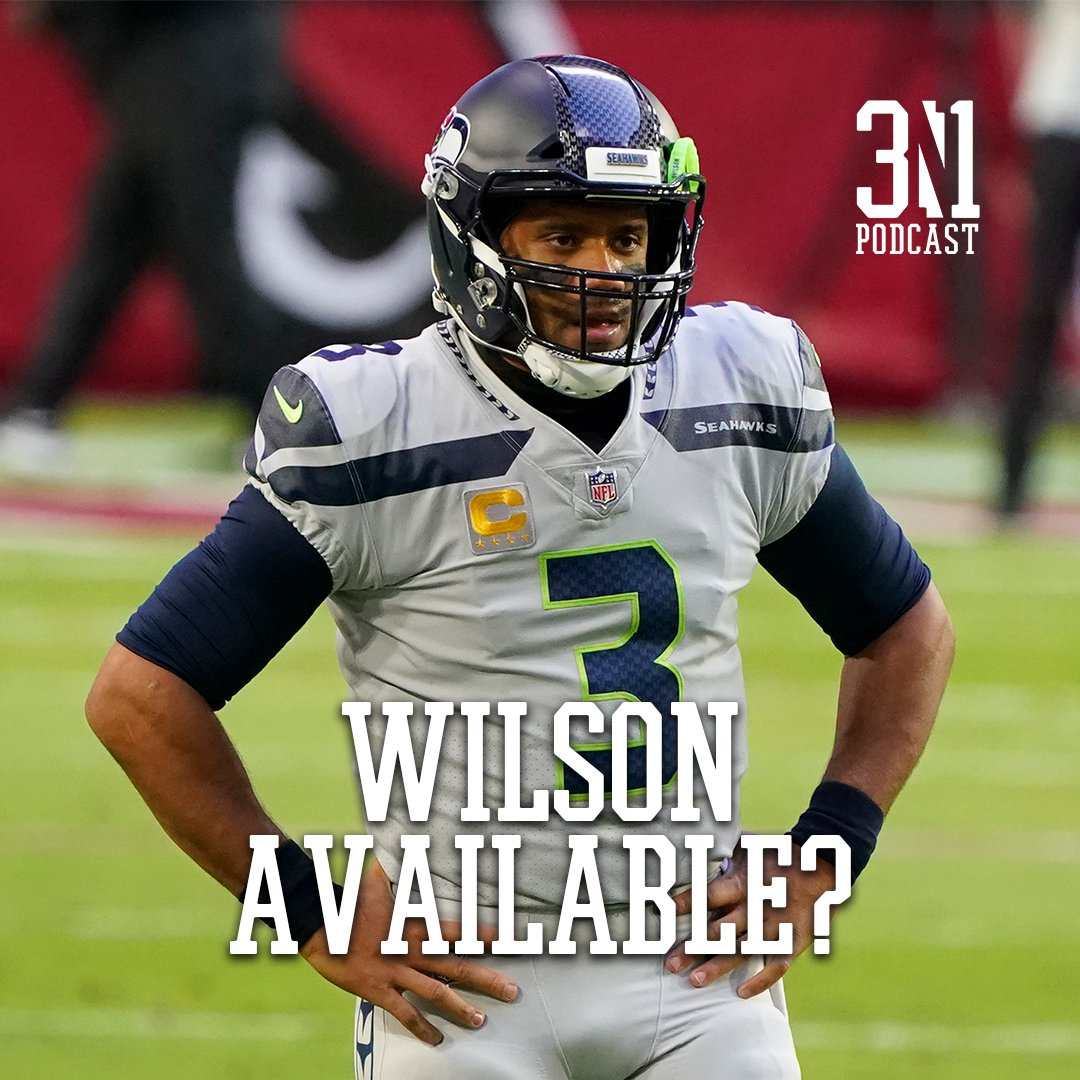 Russell Wilson seems unhappy with the Seattle Seahawks and rumors are rampant about his availability in the trade market. Will Russell force his way out of Seattle?  #3N1podcast #SeattleSeawhawks #RussellWilson #Quarterback #NFL #football