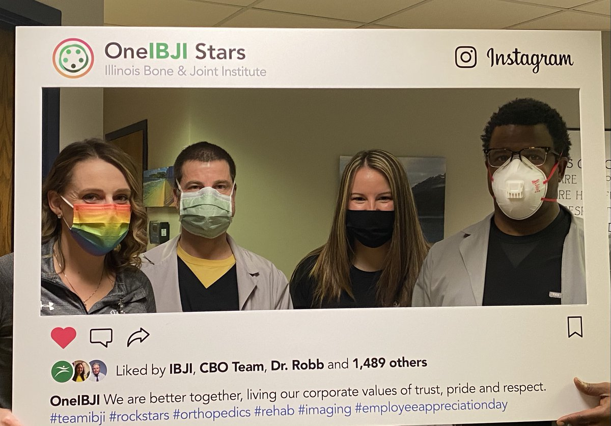 #IBJI staff had a fun day celebrating and participating in activities for #EmployeeAppreciationDay! We can't thank our incredible staff enough for everything they do! #EmployeeAppreciation #TeamIBJI #OneIBJI