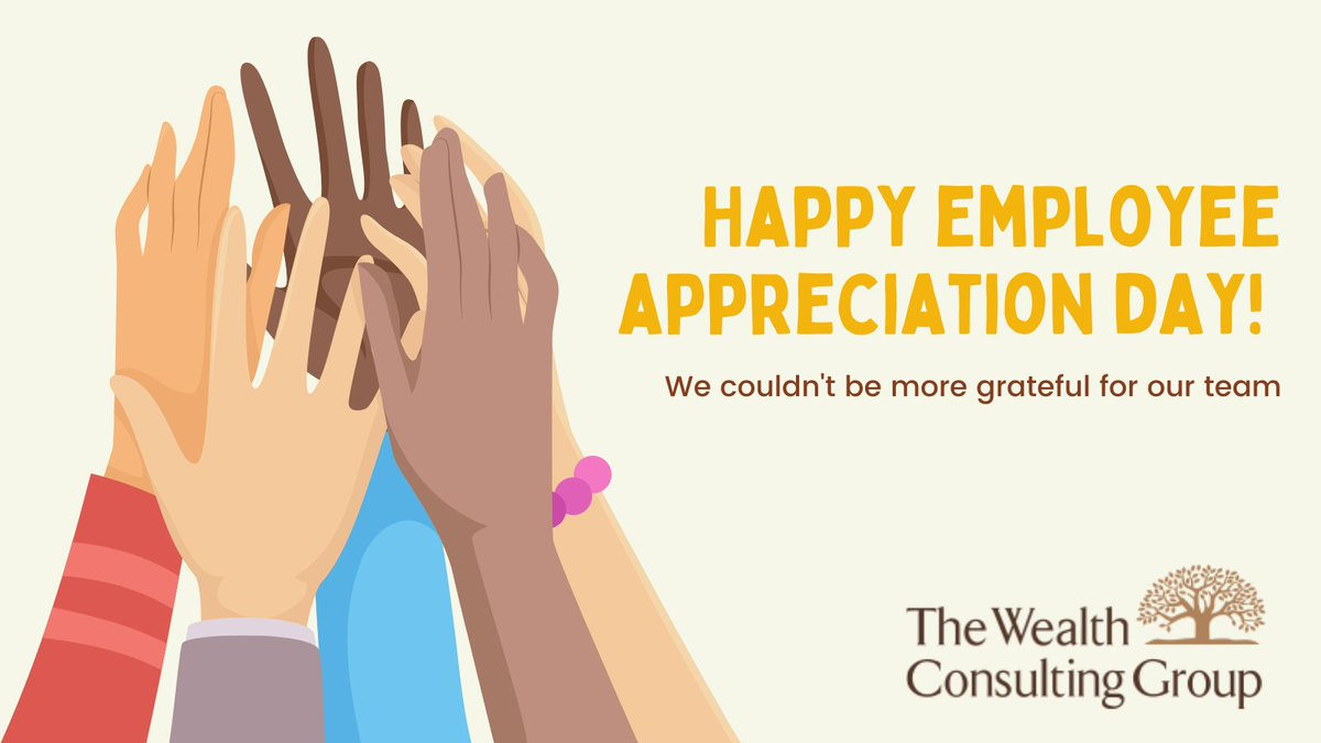 Celebrating our WCG team members today and every day! Thank you for all that you do! #WCG #WCGFamily #EmployeeAppreciationDay