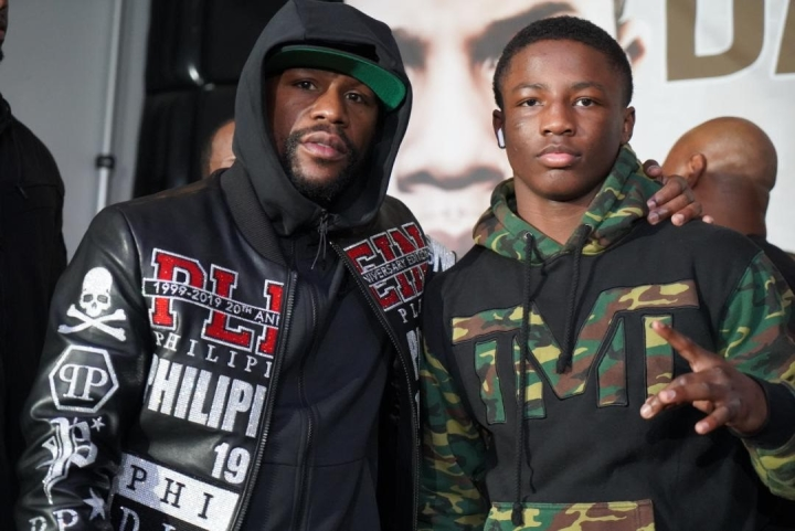 Jalil Hackett Inks Promotional Pact With Mayweather Promotions