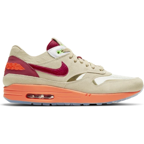 TheNextDoor online raffle live for the Clot x Nike Air Max 1