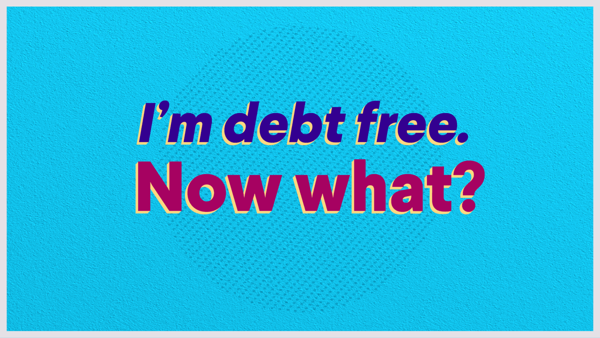 test Twitter Media - Getting out of #debt is a huge accomplishment! But what happens next? When you become #DebtFree free, your financial world changes and suddenly you have a lot more options with your money. If you find yourself in this situation, here are some things to consider. https://t.co/2RzZiY7IrH
