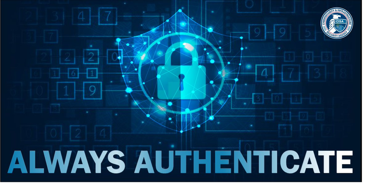 🛡️ Be suspicious of abnormal spikes in website traffic. Organizations should #AlwaysAuthenticate and implement authentication to IT systems, helping to protect against possible #ransomware attacks. Learn more: cisa.gov/Ransomware
