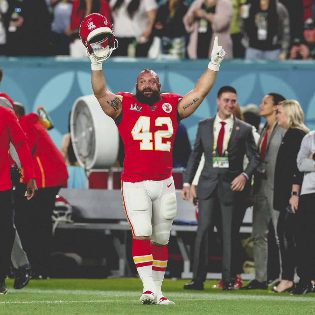 There is no run to immortality without Anthony Sherman!