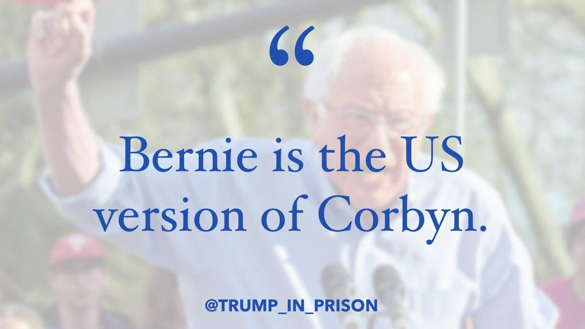 @TimInHonolulu @BernieSanders @TheDemocrats @SenateDems @GarrettHaake @MSNBC Bernie Sanders stunt to damage the Democrats, you say? #bernie #berniesanders #BernieSandersmemes