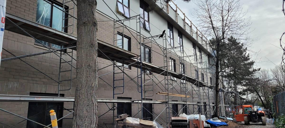 test Twitter Media - Happy Friday everyone! Things are really coming along at our Villa Cathay Phase 2 site. Featured are some photos of the exterior siding installation, Masonry work & the interior corridor in the early stages of finishing. #TerraHousing #JYWAcrchitecture https://t.co/Ue98t4Q0Q8