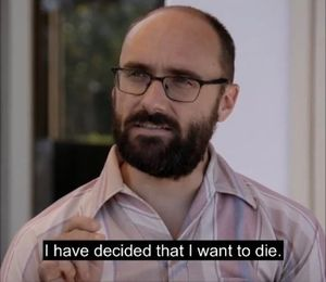 """@samriegel when his character gives the """"one last job"""" speech to a loved one  #CriticalRoleSpoilers"""