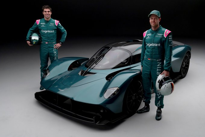 Valkyrie meets Aston Martin Racing…