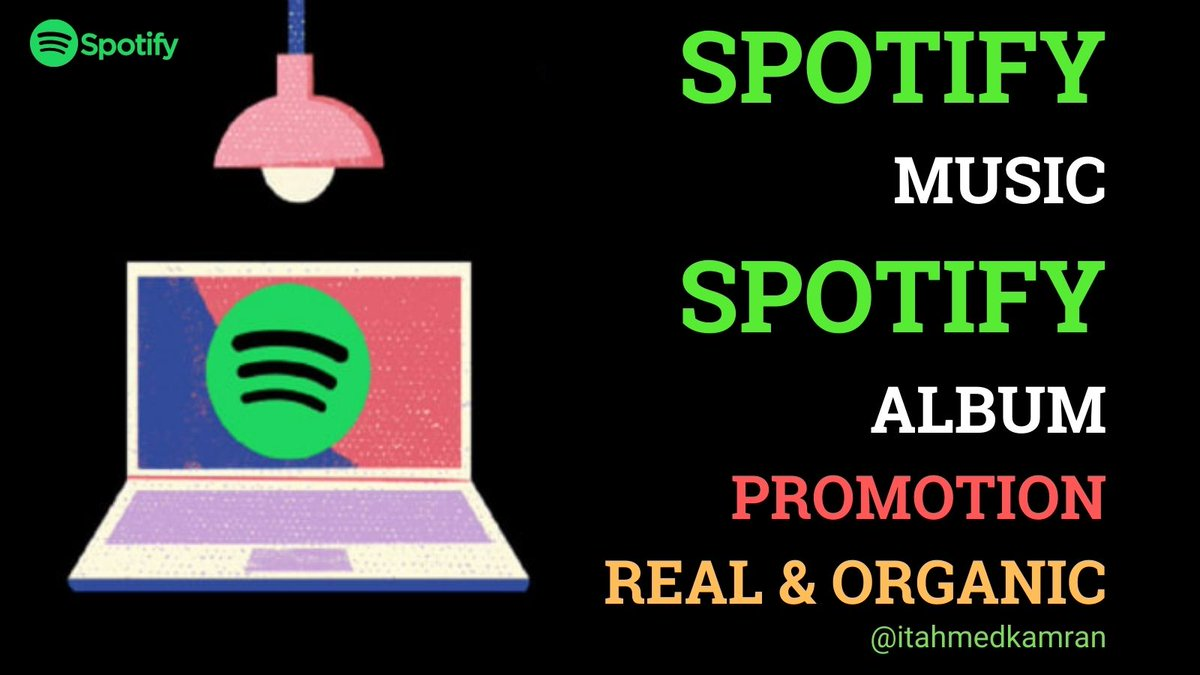 Do you want your Spotify Track/Album to reach a targeted audience to gain massive streams and monthly listeners? DM Me @itahmedkamran  #SpotifyStreamOn  #music #promotion #artist #played_by_SUGA #Weverse #WandaVision #BandcampFriday #Superman #aot138spoilers #LyricChanel #Lyric