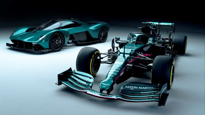Derived from F1 technology –…