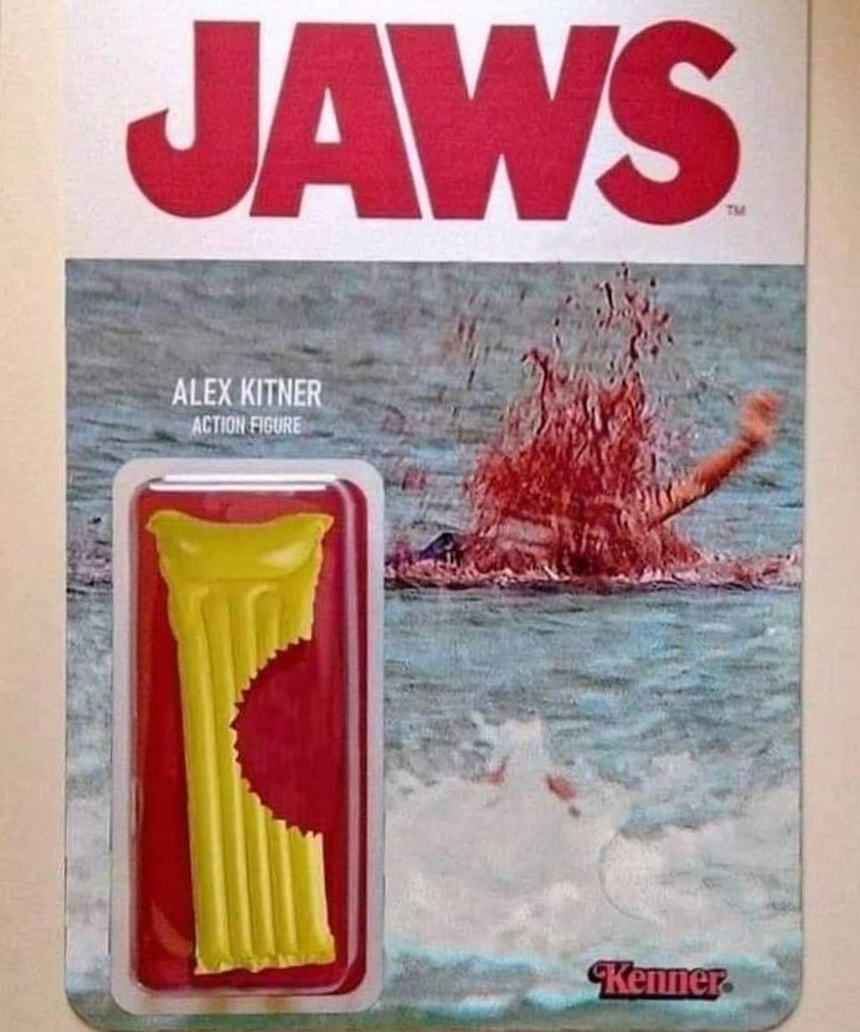 LMAO 😂 #Jaws #shark #sharkattacks #float