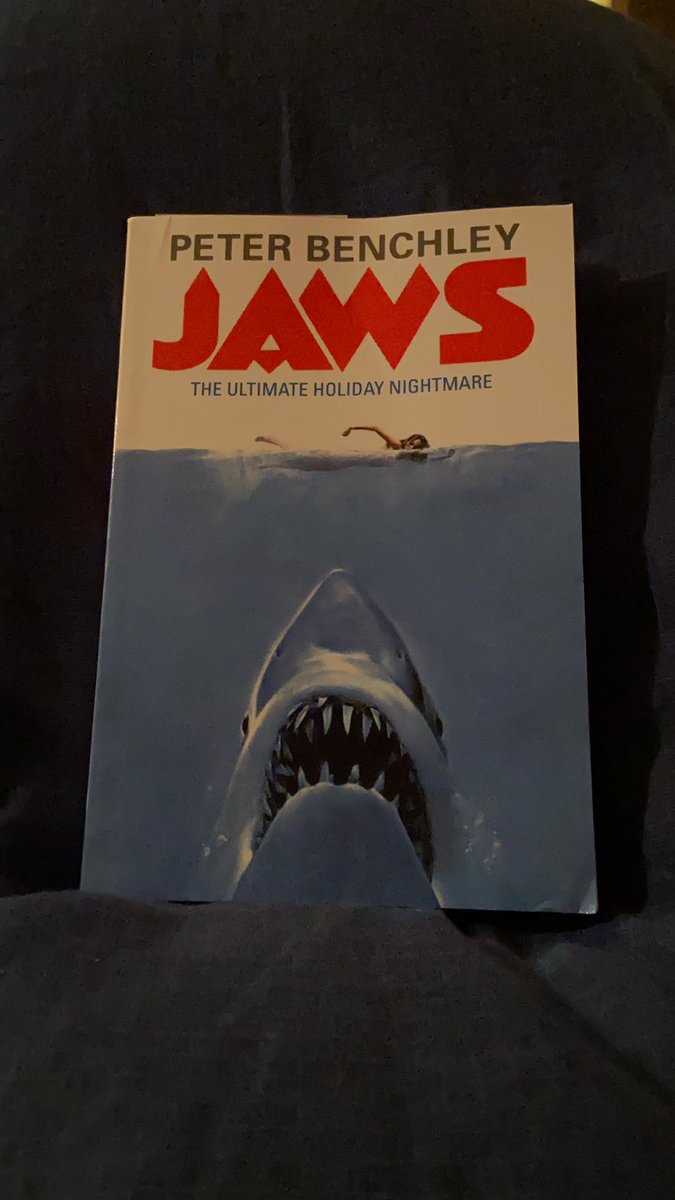 🌊 One of my all time favourites🦈  #Jaws #70sHorror
