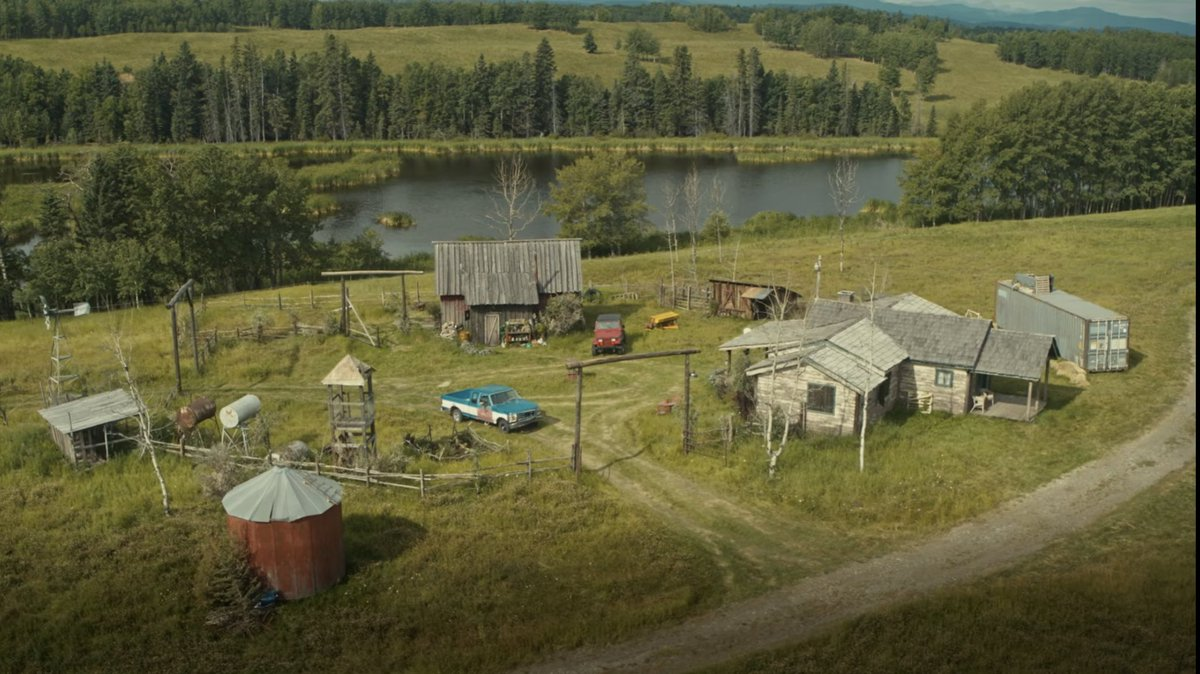 """Jordy 🌱 WE 4B Spoilers on Twitter: """"Can we all just appreciate the  homestead in the summer #WynonnaEarp #BringWynonnaHome… """""""