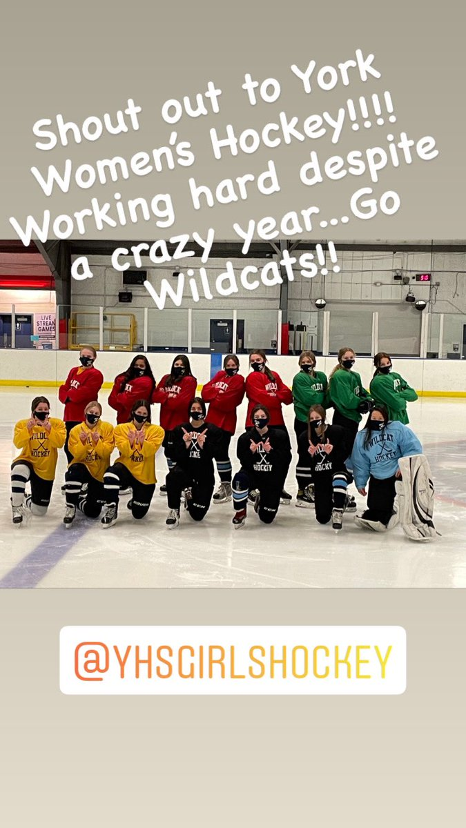 test Twitter Media - @YHSWildcats @yhsgirlshockey https://t.co/wpaIGL0YbG