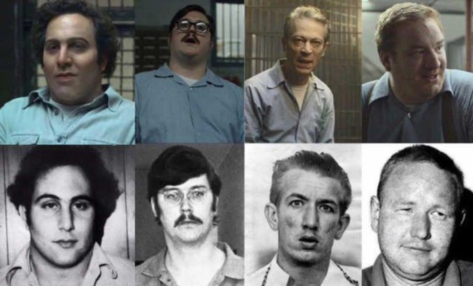 The cast of 'Mindhunter'