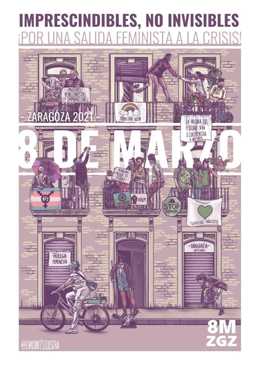 Cartel completo de Eva Cortés