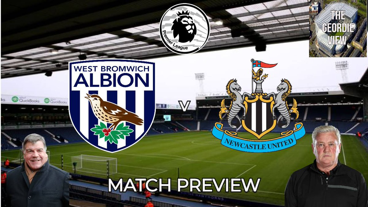 West Brom v Newcastle preview  #nufc #WBANEW #PL
