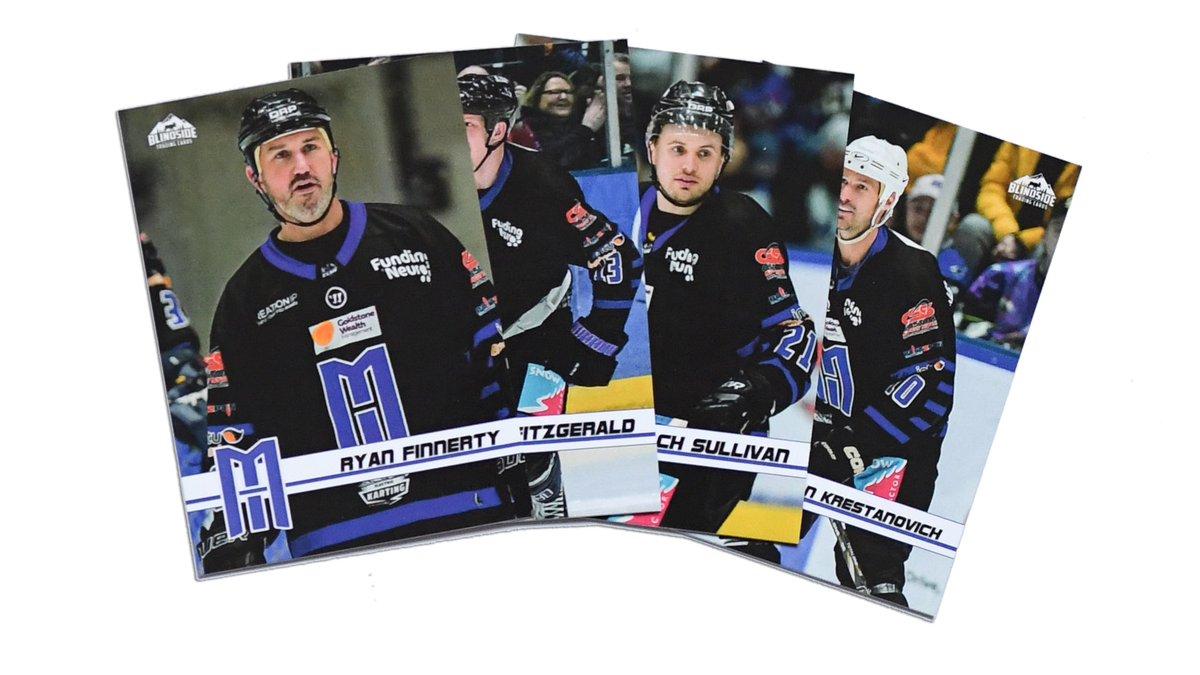 Cheeky little secret project launch! @MattHaywood11 testimonial legends cards! Check them out below.