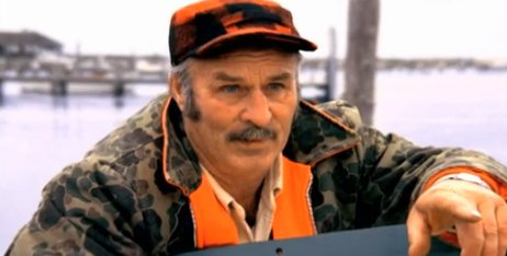 Did you always know that these were the same character, Ben Gardner, in #Jaws? #FridayThoughts