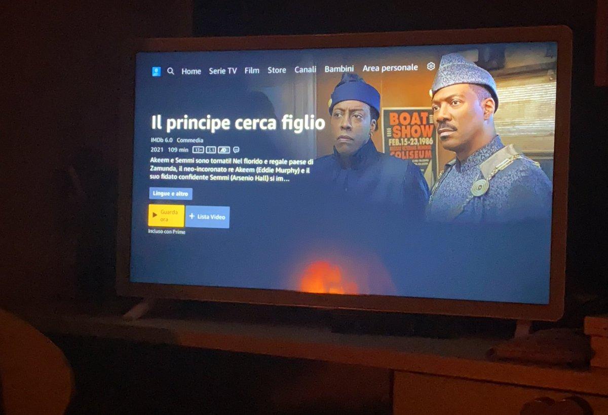 #IlPrincipeCercaFiglio