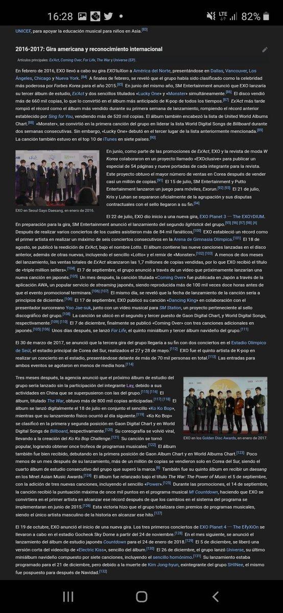 @TuBonitaEri @weareoneEXO EXO'luXion @weareoneEXO  #EXO