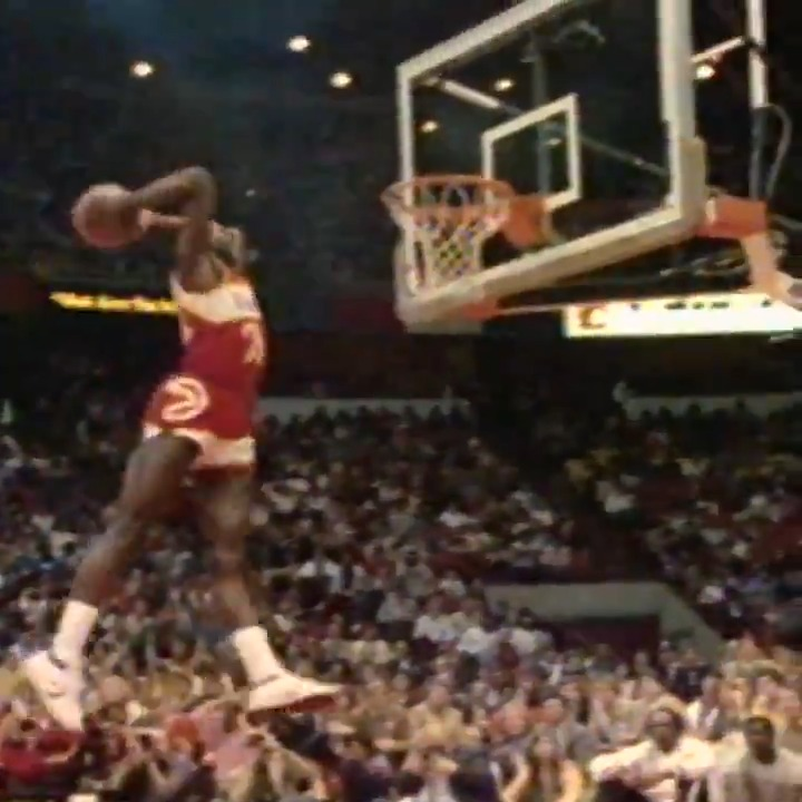 2x champion, epic duel with MJ... The Human Highlight Film, @DWilkins21, always put on a show in the #ATTSlamDunk contest!  Tune in to All Rise: Dominique Wilkins and the 2021 #ATTSlamDunk Judges Saturday at 12pm/et on @NBA.  All of All-Star in One Night, Sunday, TNT