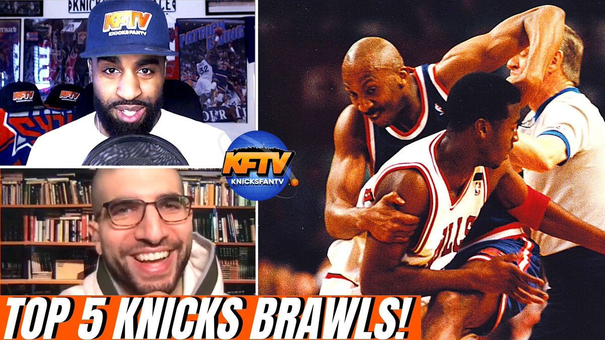 Knicks Nation! With the big UFC 259 card coming up this weekend, check out Parts 1 & 2 of my interview w/ @arielhelwani.  In Part 1 we react to his Top 5 Knicks Brawls.  Part 2 we preview UFC 259.  Links below!  Part 1 - https://t.co/djXmAc2oia Part 2 - https://t.co/UgZXyPzkdL https://t.co/EmeXGRcrA5