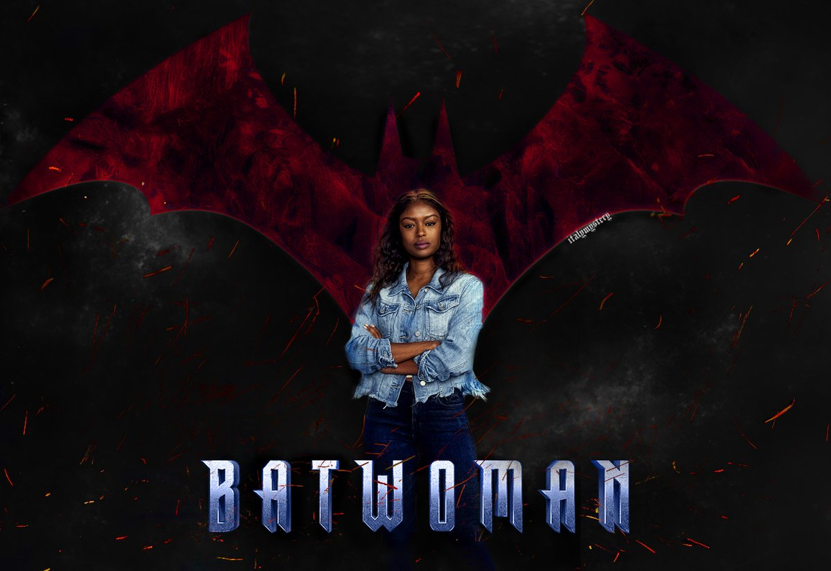 She won't give up until everyone is safe  @JaviciaLeslie   @CWBatwoman  #JaviciaLeslie #batwoman #cwbatwoman  #RyanWilder #batwomanseason2 #cw #TheCW  #FanArtFriday