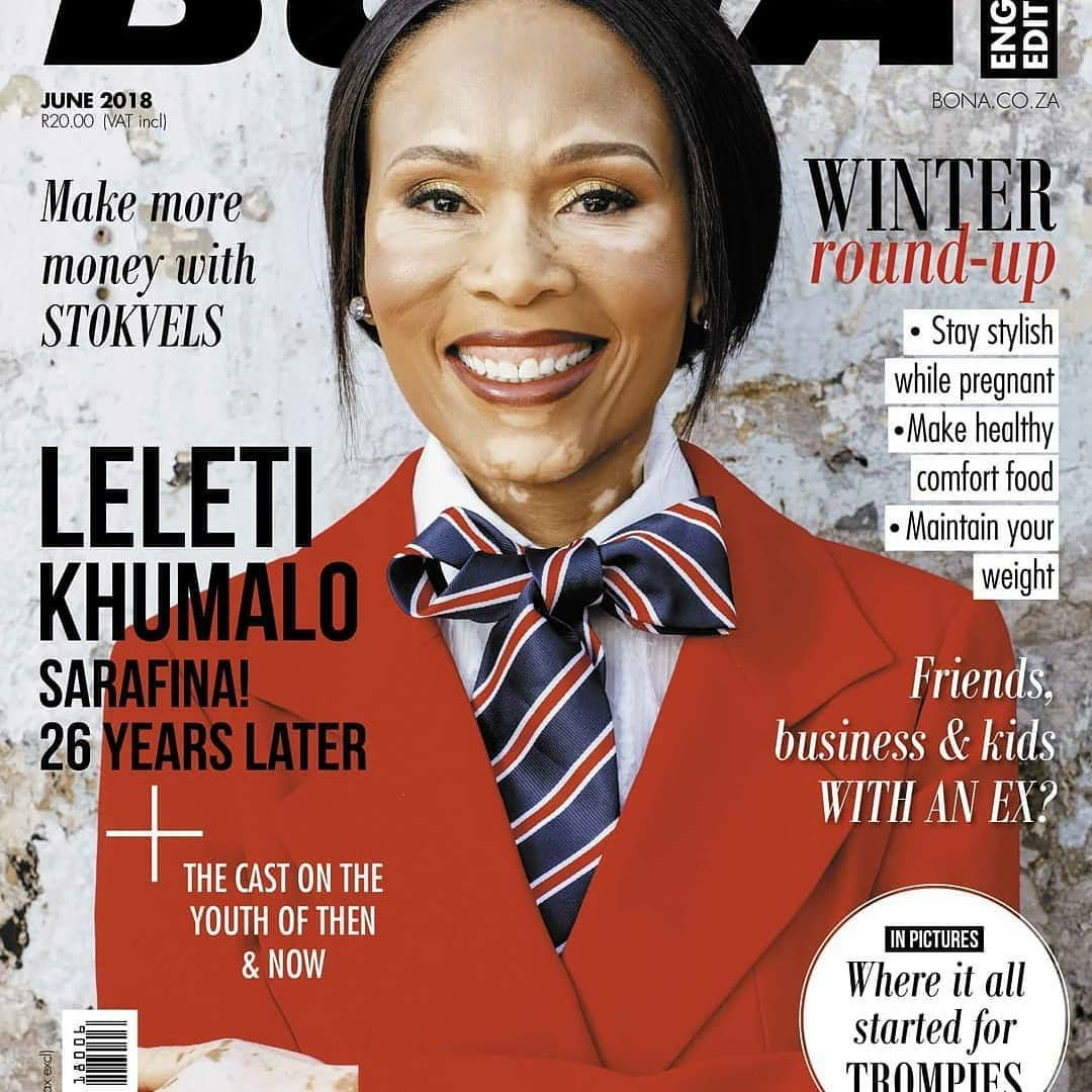 """Leleti Khumalo played Sarafina in the movie """"Sarafina"""" (1992).  She is a beautiful woman today and I absolutely love her 😍!!  Have you seen the movie Sarafina? What is your favorite scene ?  @leletikhumalo #womanhistorymonth #blackpeople #melanin #blackexcellence #blackpower"""