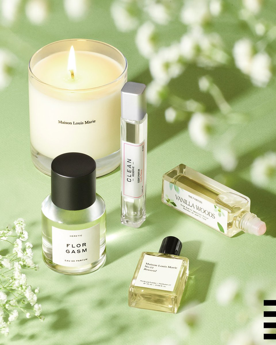 Spring is right around the corner, and these fresh scents from #CleanAtSephora brands are the breath of fresh air your fragrance collection needs right now 🌼  … HERETIC, Maison Louis Marie, CLEAN, The 7 Virtues