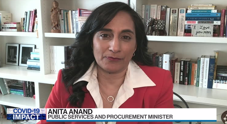 Vaccines are coming like a rocket and provinces need to be ready: Procurement minister bnnbloomberg.ca/video/~2154853
