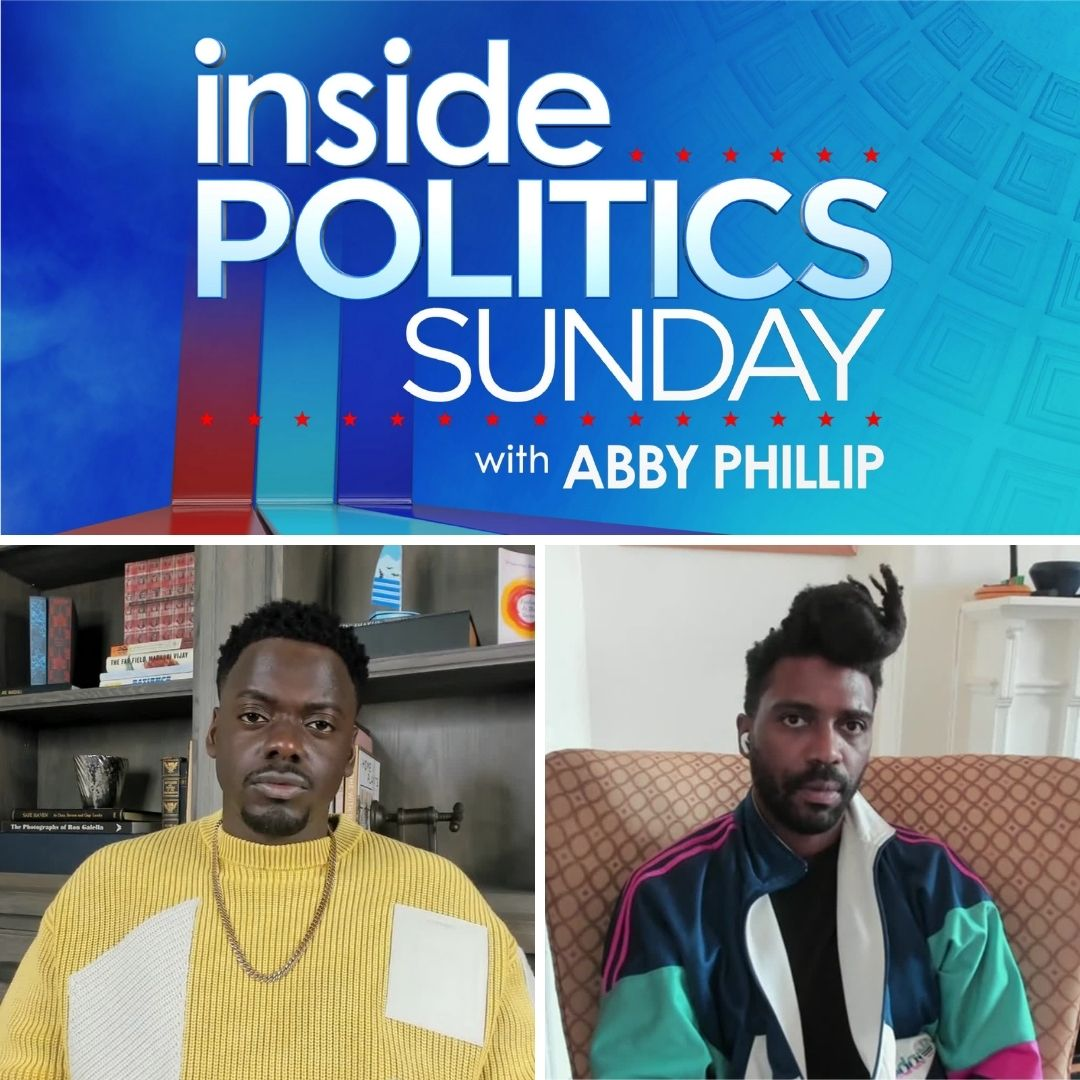 A special treat this Sunday at 8aE on #InsidePoliticsSunday: Judas and the Black Messiah @JATBMFilm star Daniel Kaluuya and director Shaka King join me to talk elevating stories of Black historical figures like the Black Panther Party's Fred Hampton and the films resonance today