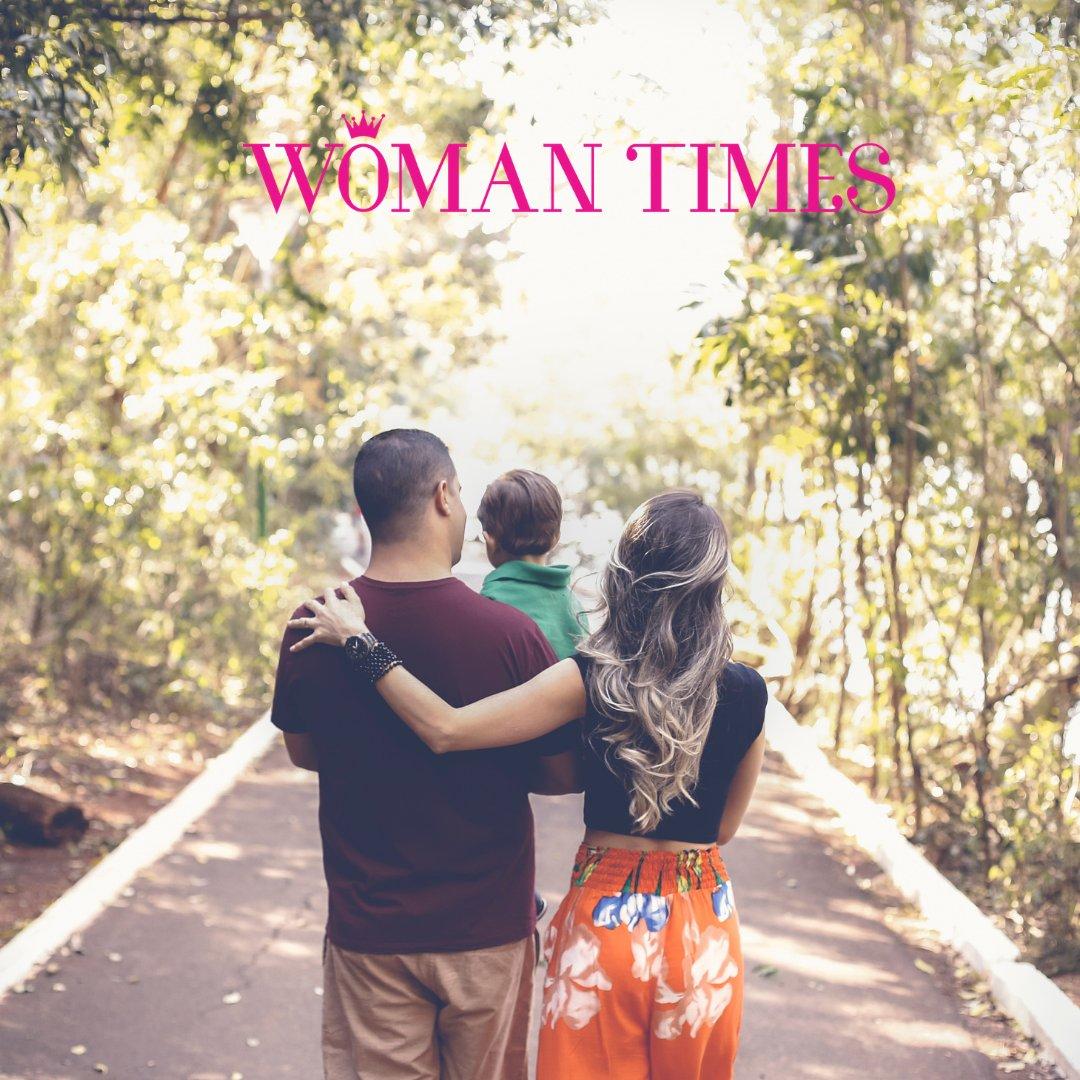 Anche nei momenti più difficili la stella polare della nostra vita rimane sempre la famiglia.   #womantimes #family #life