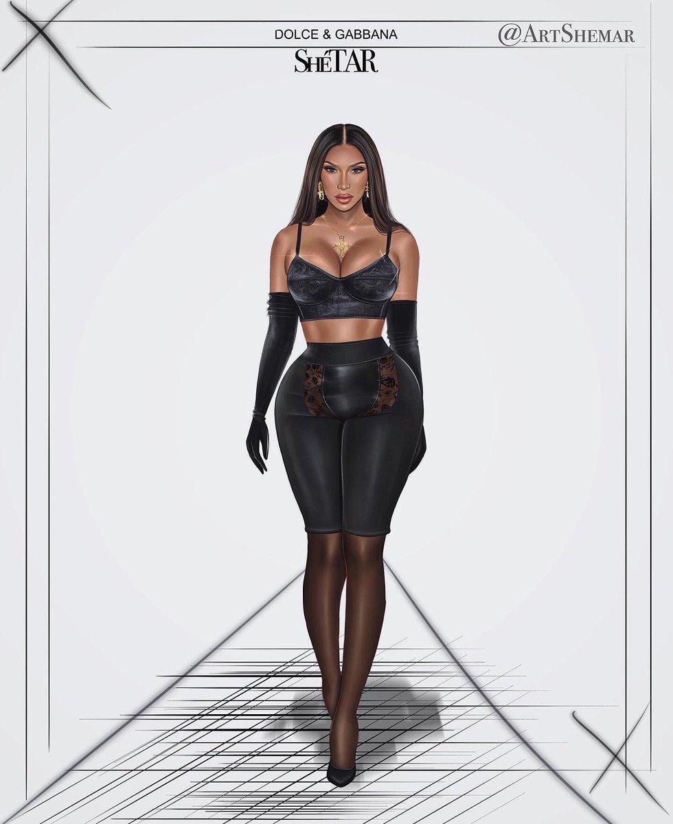 Kim Kardashian in @dolcegabbana 2021 🖤✨She looked amazing! Please help me share! @KimKardashian #ShéTAR #DolceGabbana @KKWMAFIA