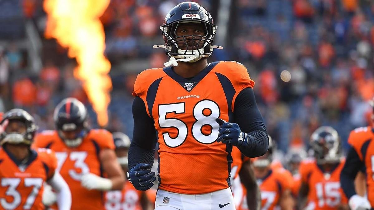 @broncos LB @vonmiller will not be charged with any crime regarding the ongoing investigation by the Parker Police Department, per source.   The @broncos decline the team option on Miller last month. A reunion in the works? #NFL #Broncos #denver #broncosnation
